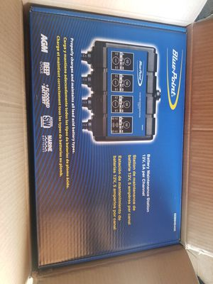 Blue point Multi charger for Sale in Apple Valley, CA