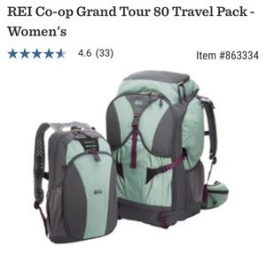 REI Travel Backpacks for Sale in New York, NY