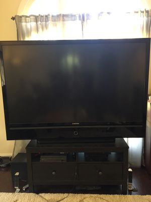 "Free Samsung 59"" TV for Sale in Ontario, CA"