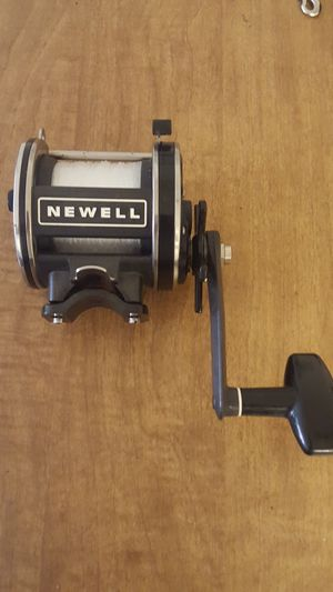 Newell 533 5.5 fishing reel for Sale in Mission Viejo, CA