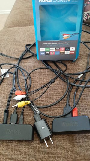 2 roku Express for Sale in Henderson, NV