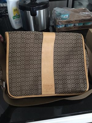 Coach Laptop Bag for Sale in Albany, NY