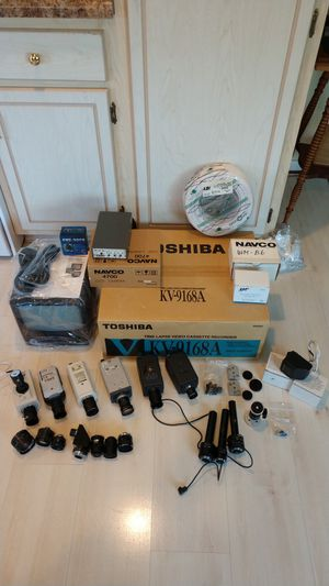 CCTV Security System Package for Sale in Weirton, WV