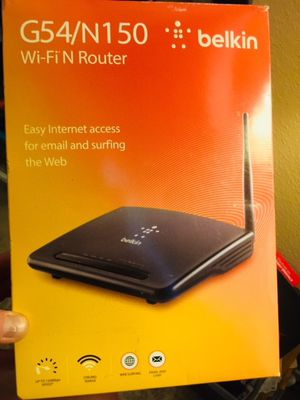 Router for Sale in Conroe, TX