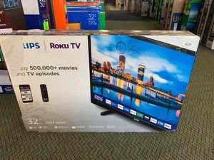 New Philips/ROKU TV! With Warranty and open box! 7B7 for Sale in Artesia, CA