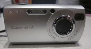 Sony cybershot digital camera for Sale in Gainesville, VA
