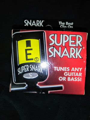 Super Snark guitar/bass tuner for Sale in Cherry Hill, NJ