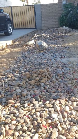 Free river rock for Sale in Phoenix, AZ