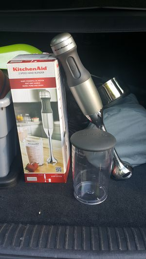KitchenAid Hand Blender for Sale in Malden, MA