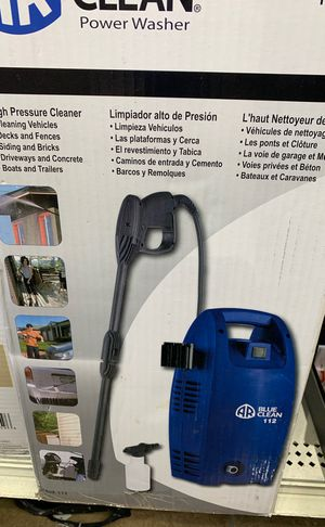 Blue Clean Electric Pressure Washer New for Sale in Chicago, IL
