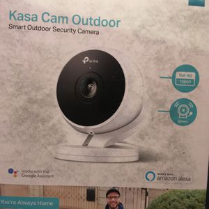 Kasa cam outdoor security camera for Sale in Lompoc, CA