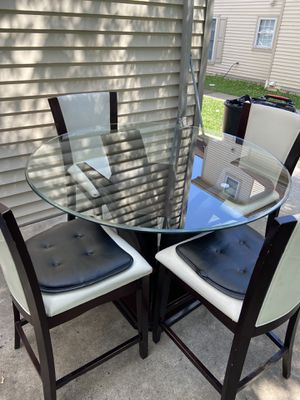 Kitchen table glass for Sale in Philadelphia, PA