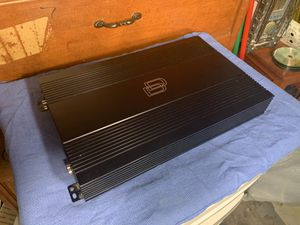 Digital Designs CM1000 - Class A/B Car Audio Amplifier for Sale in HOFFMAN EST, IL