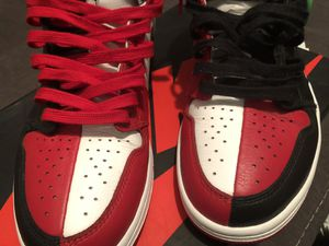 Jordan 1 homage to home size 10.5 for Sale in Watsonville, CA