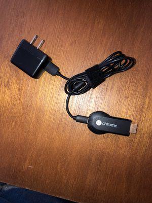 Google chromecast for Sale in Lynnwood, WA