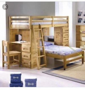 Bunk bed set for Sale in Chapel Hill, NC
