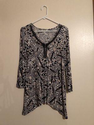 Dressbarn Tunic Size Small for Sale in Meriden, CT