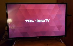 TCL Roku TV for Sale in Oak Hill, WV