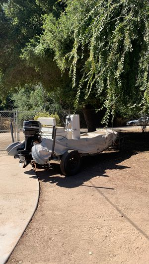 Inflatable boat for Sale in Ramona, CA