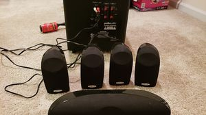 Polk audio tl1 5.1 surround sound for Sale in Herndon, VA
