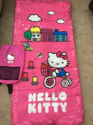 Authentic Hello kitty camping set for Sale in San Bernardino, CA