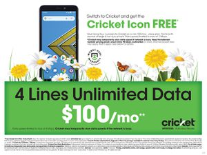 Cricket wireless for Sale in Plano, TX
