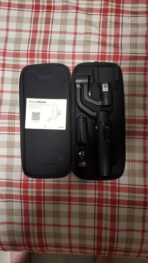 Isteady mobile pro 3 axis gimbal for smartphone for Sale in Auburn, WA