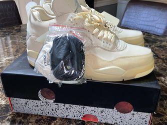 Off-white Jordan 4s for Sale in Riverdale,  GA