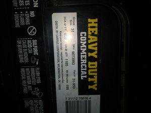 Commercial Battery (Heavy Duty) for Sale in Kennewick, WA