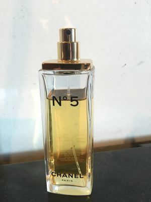 Chanel Paris perfume 3.4 oz for Sale in Fresno, CA