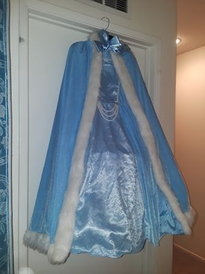 Elsa costume size 12 girl's for Sale in Hesperia, CA