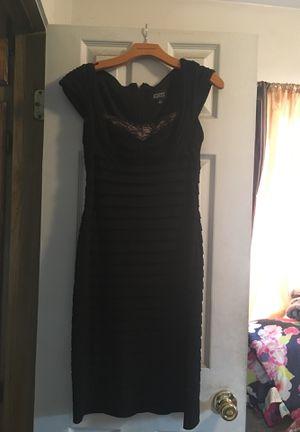 Macy's Women's black dress (size 6) $13 for Sale in Los Angeles, CA