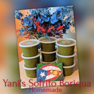 🇵🇷 Yani's Sofrito Boriqua 🇵🇷 for Sale in Bayonne, NJ
