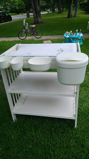 Changing table for Sale in Duncanville, TX