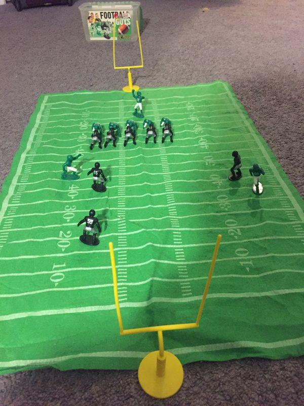 Toy Football Men