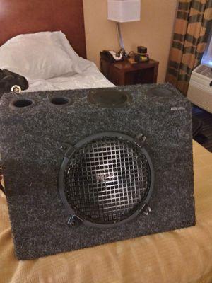 10 in Mtx car audio speaker in box for Sale in Concord, CA