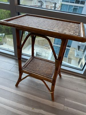 Beautiful antique small wooden table for Sale in McLean, VA