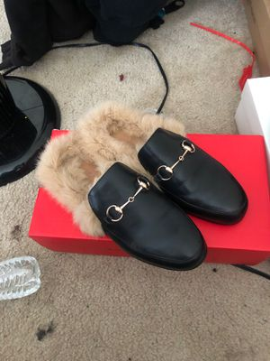 Furry dress shoes for Sale in Conley, GA