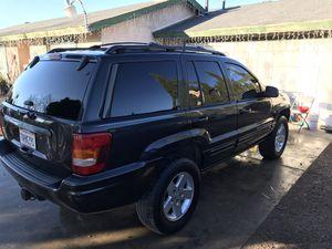 1999 Jeep Grand Cherokee v6 4x4 for Sale in San Bernardino, CA