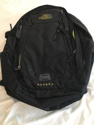 North Face Surge backpack for Sale in Burr Ridge, IL
