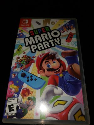 Mario Party for Sale in Bakersfield, CA