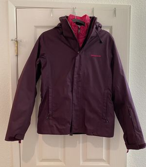 Patagonia Women's Snowbell Snow 3 in 1 Jacket for Sale in San Diego, CA