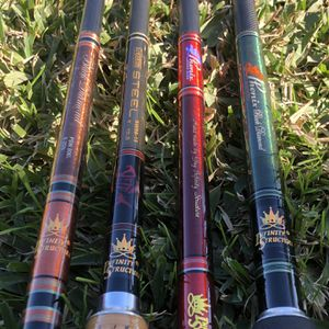 Infinity Structure Fishing Rods. Phenix And Gloomis for Sale in Monterey Park, CA