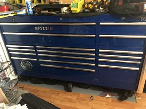 Matco toolbox for Sale in Kissimmee, FL