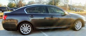 2007 GS 350 Lexus excellent condition for Sale in Grand Prairie, TX