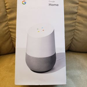 Google Home Smart Speaker (Unopened!!) for Sale in Plymouth, MI