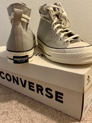 Fear of God Converse Size 11.5 for Sale in Bakersfield, CA