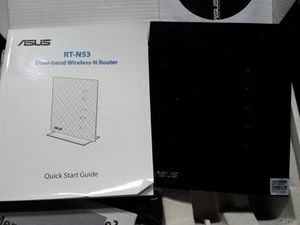 Asus RT-N53 Dual-Band Wireless-N Router for Sale in Saratoga, CA