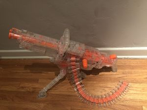 Nerf Clear Vulcan for Sale in Pasadena, CA
