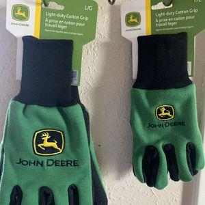 John Deere Light Duty Gloves for Sale in Lancaster, CA